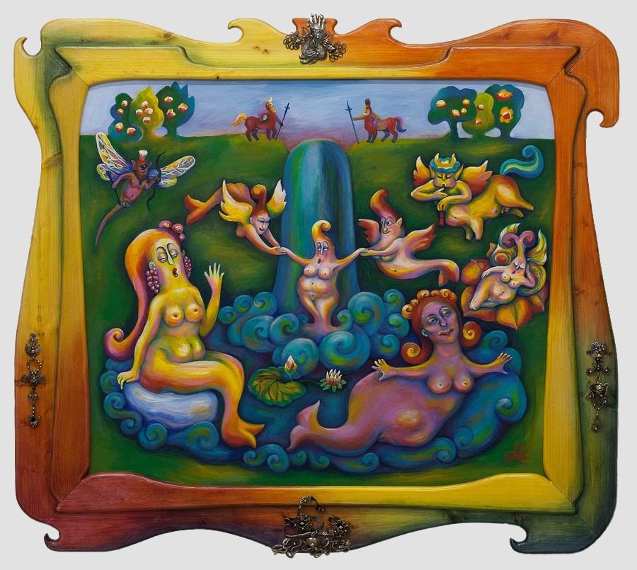 Изложба живопис - Ники Христова - Варна