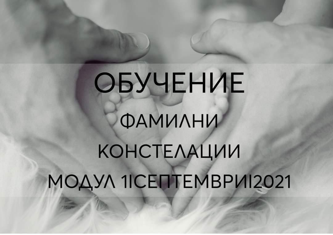 Обучение по фамилни и системни констелации - м.септември - 3 свободни места в групата!